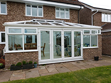 PRK Building Services Conservatory