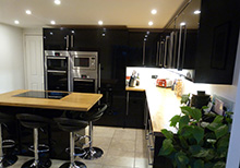 PRK Building Services Kitchens