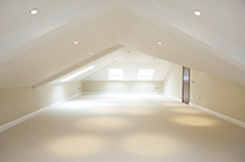 PRK Building Services Loft Conversion